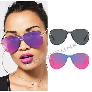 🔥NEW! QUAY Notorious Sunglasses - ALL COLORS